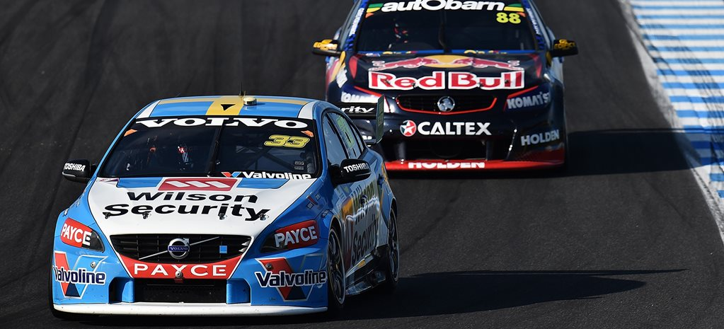 McLaughlin and Volvo dominate Phillip Island V8 Supercars