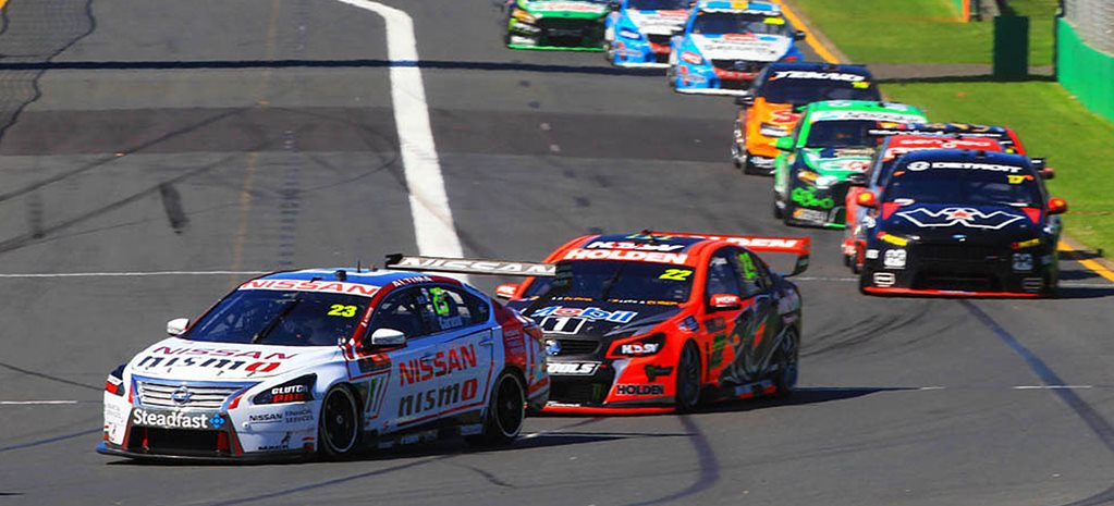 Nissan commits to V8 Supercars investment
