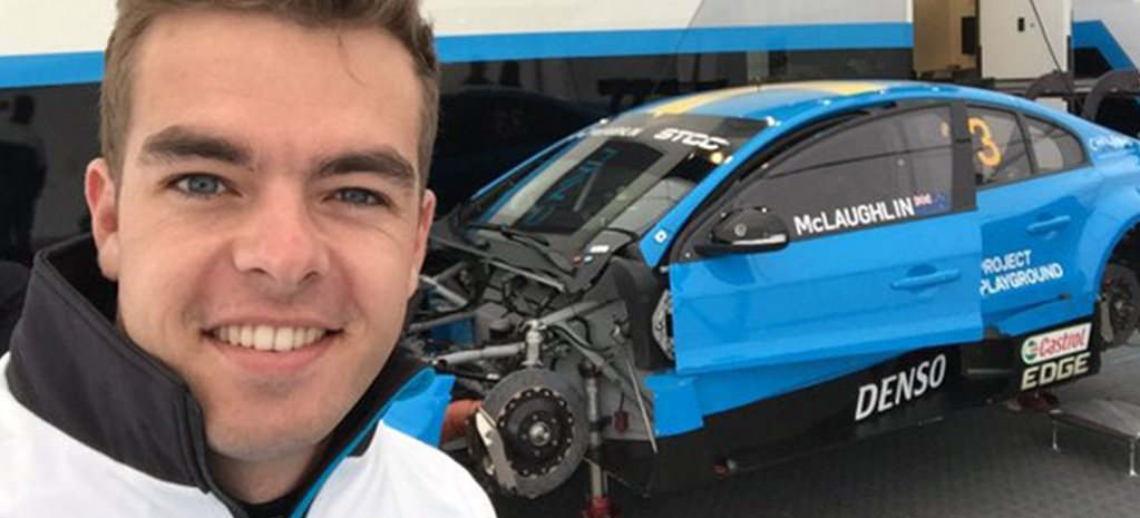 Scott McLaughlin impresses in Swedish touring cars debut
