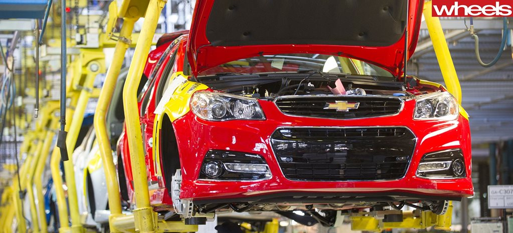 Holden posts $128m profit for 2015