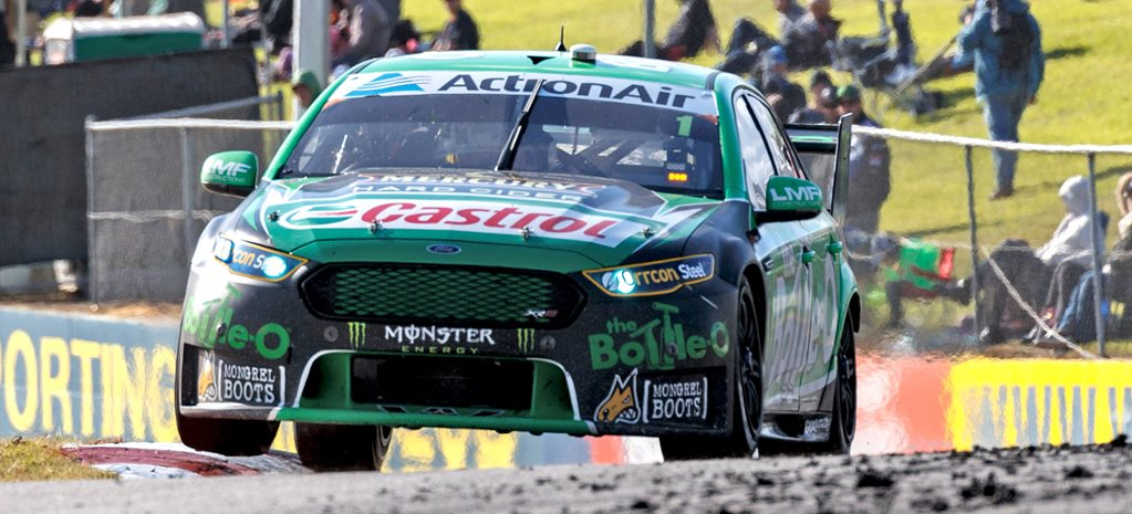 V8 Supercars: Triple Eight, Mark Winterbottom win