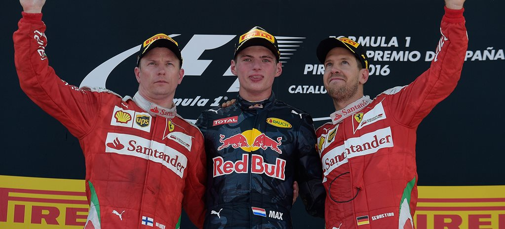 Red Bull's Verstappen wins F1 Spanish Grand Prix