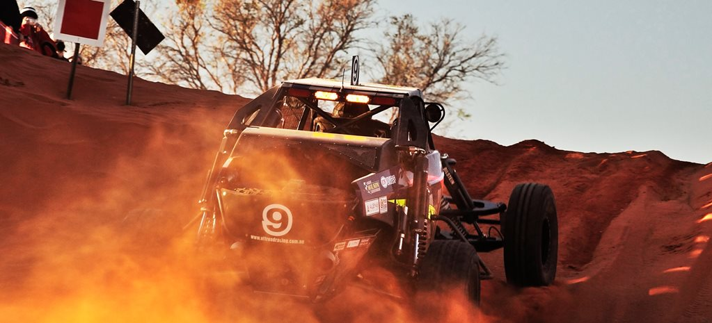 Finke desert rally: Wheels goes bush – or bust