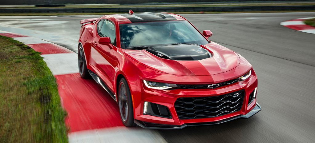 Mike Simcoe looks at Chevrolet Camaro for Australia