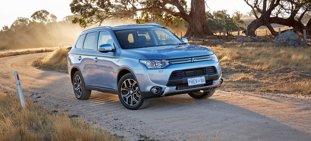 Hackers crack Mitsubishi's high-tech SUV