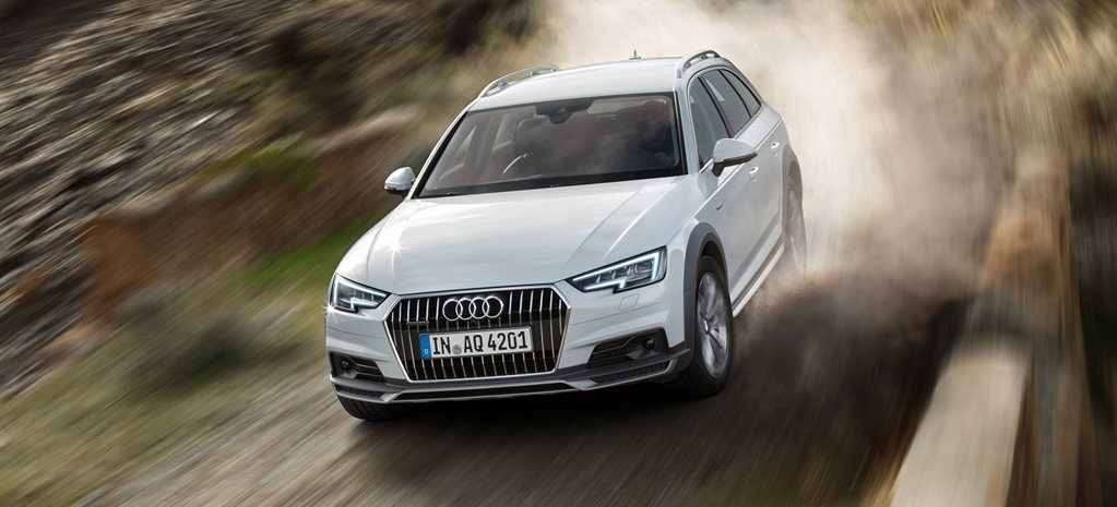 Audi A4 Allroad quattro review