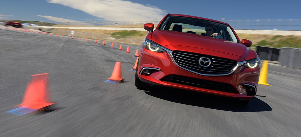 Mazda's 'G-Vectoring Control' tech review