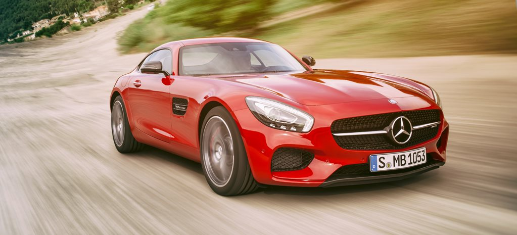 Mercedes AMG GT details announced
