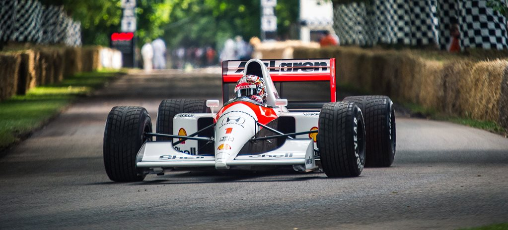 Goodwood Festival of Speed highlights
