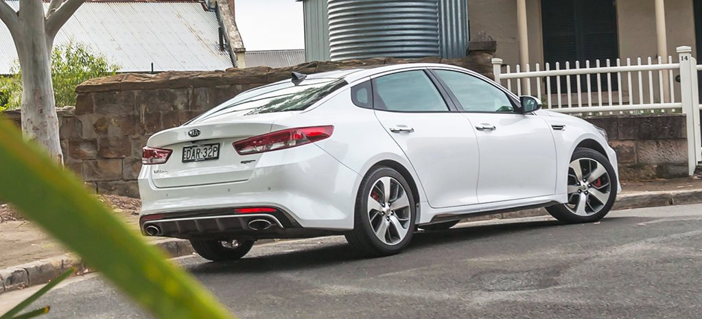 2016 Kia Optima GT long-term car review, part 1