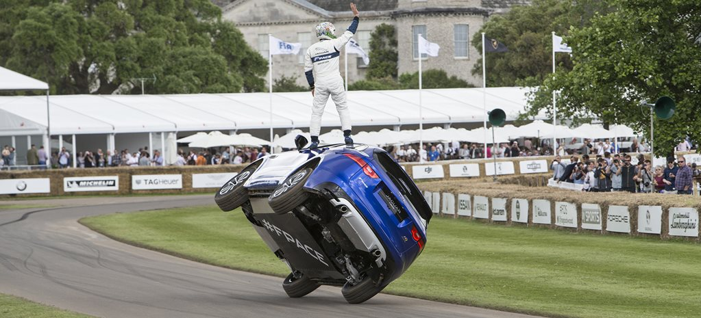 Goodwood Festival of Speed: Ten of the Biggest Fails