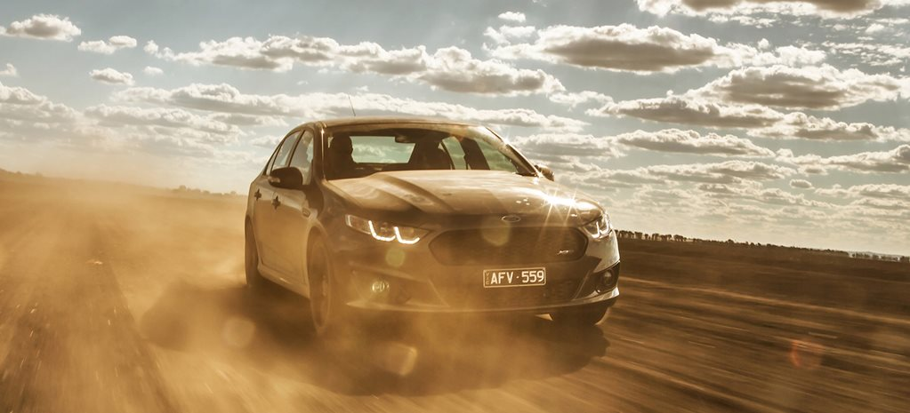2016 Ford Falcon XR8 Sprint: A Sprint to the finish