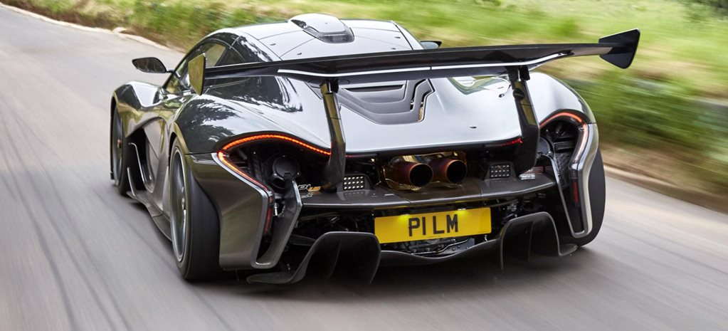 McLaren P1 LM breaks record at Goodwood Festival of Speed