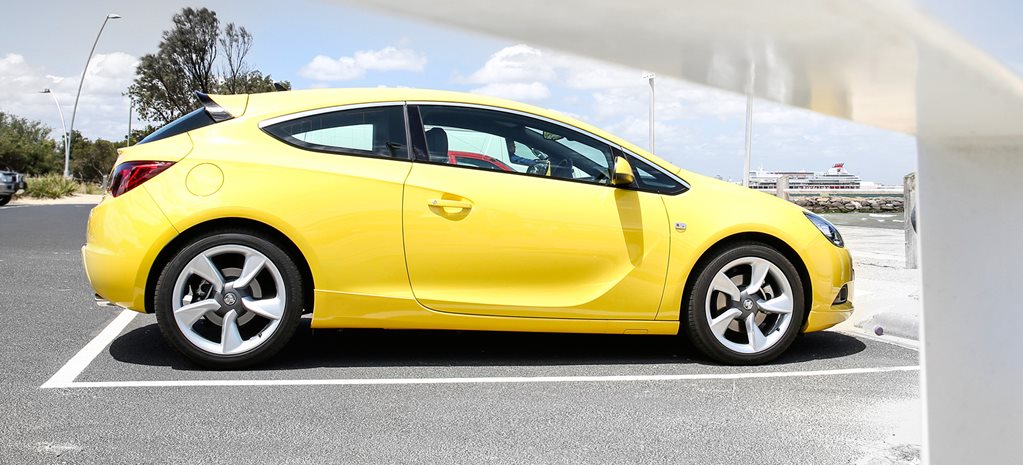 2016 Holden Astra GTC Sport long-term review