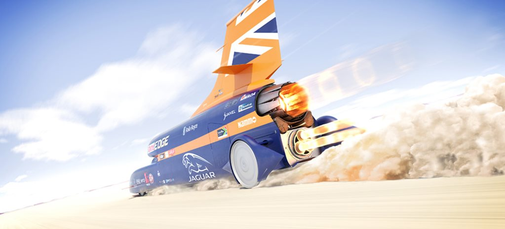 Bloodhound SSC car: 17 fast facts