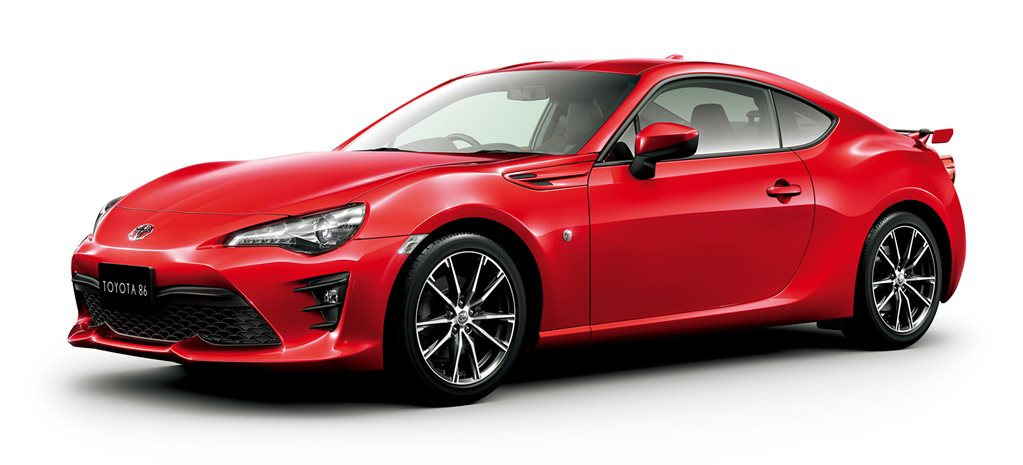 Toyota 86 update targets dynamics more than performance