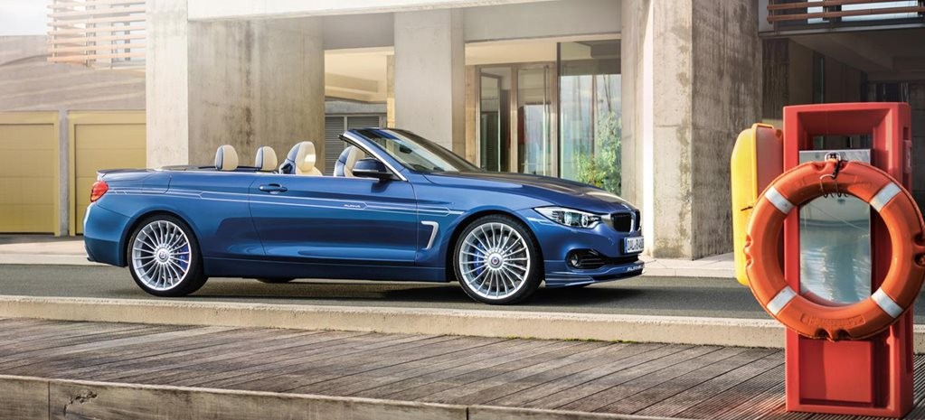 Alpina BMWs coming to Australia. What's Alpina you ask?