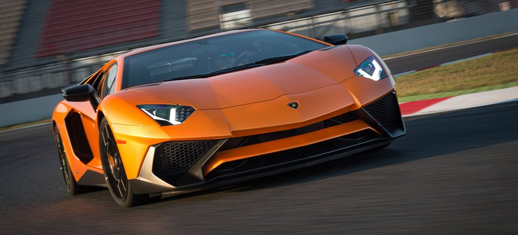 Lamborghini's composite factory is making carbon-fibre con-rods a reality