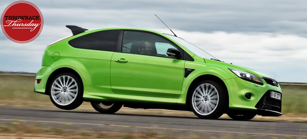 Archive: Ford Focus RS: Car of the Year 2010