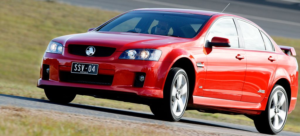 Holden VE Commodore: Celebrating 10 years