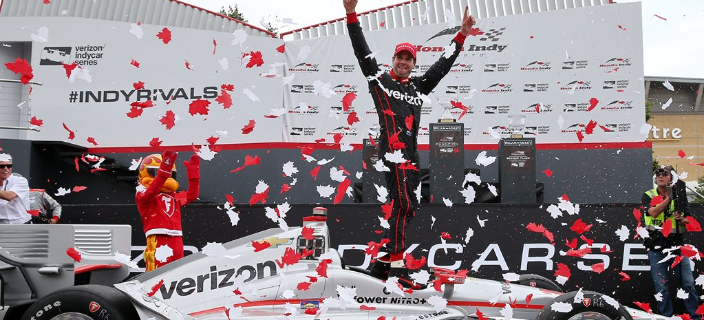 Will Power wins in IndyCar, while Marquez dominates MotoGP