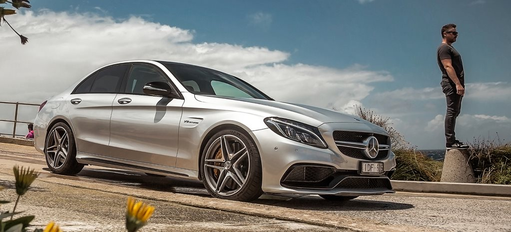 2016 Mercedes-AMG C63 S long-term car review, part 1