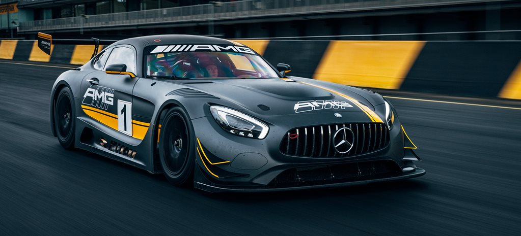 2016 Mercedes-Benz AMG GT3 review