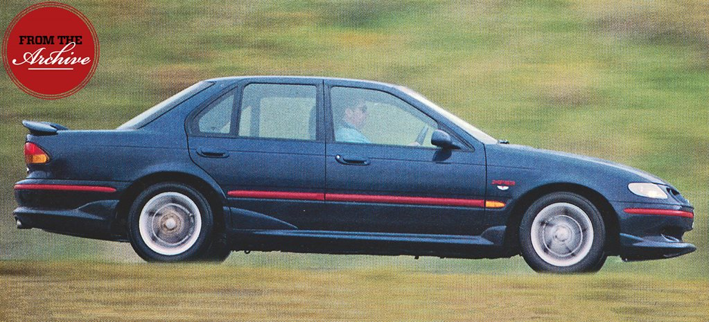 Archive: 1996 Ford Falcon EL XR6 and XR8 Review