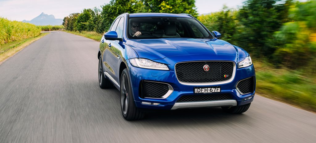 Jaguar F-Pace S 35t review