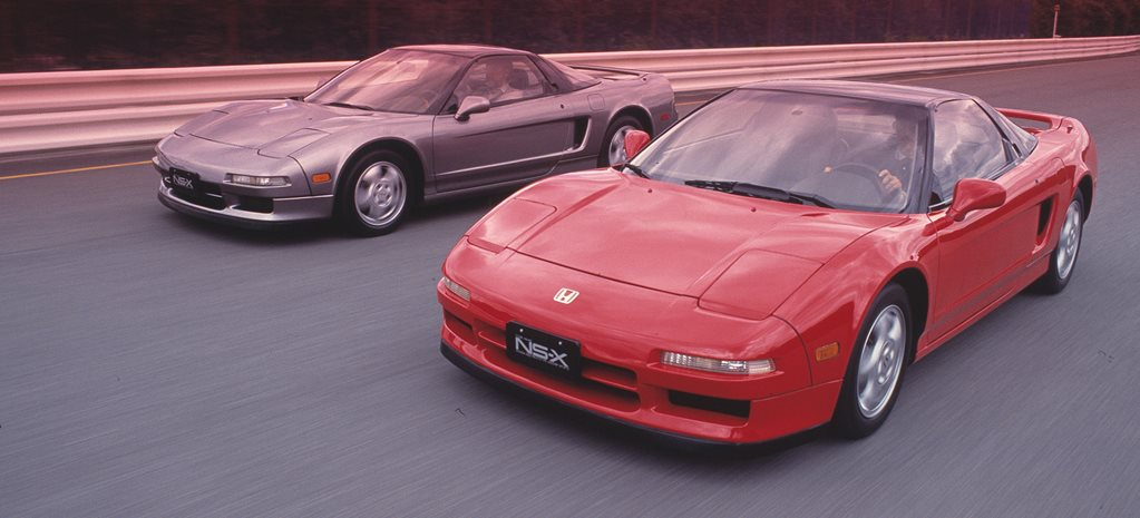 Archive: Honda NS-X review