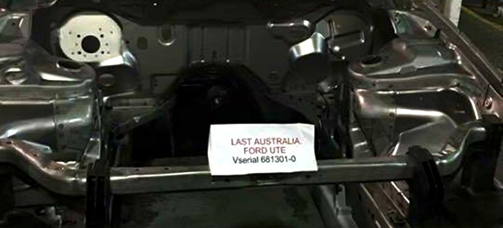 Ford dismisses 'final ute' pictures