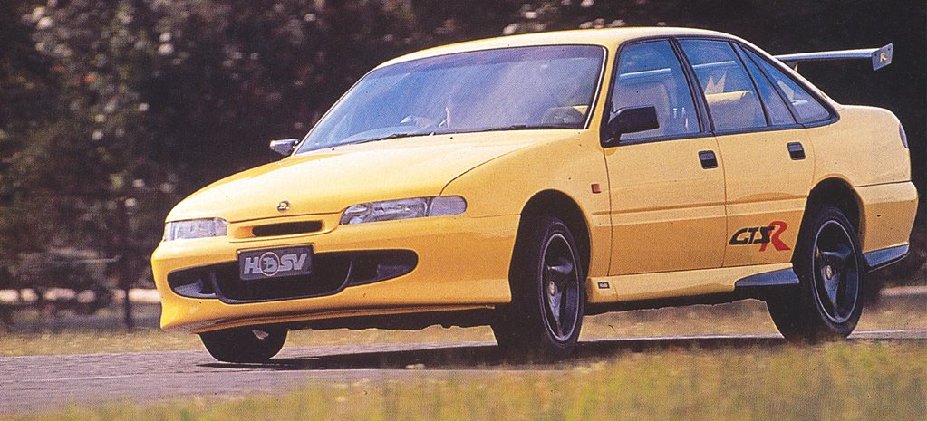 Archive: R-Rated; Holden's HSV GTS-R