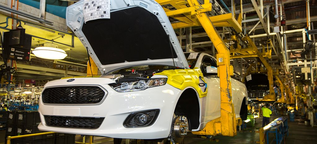 Falcon ute bows out two months ahead of Ford manufacturing shut-down