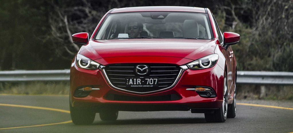 2016 Mazda 3 Series II review