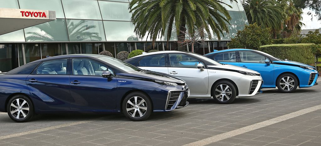Hyundai teams with Toyota to push hydrogen tech for Oz by 2018
