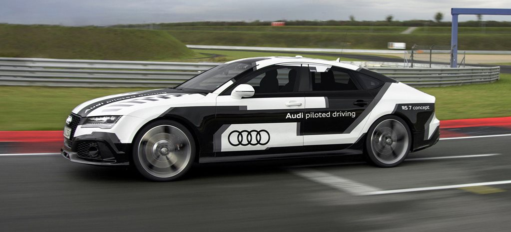 Autonomous track days announced for the UK