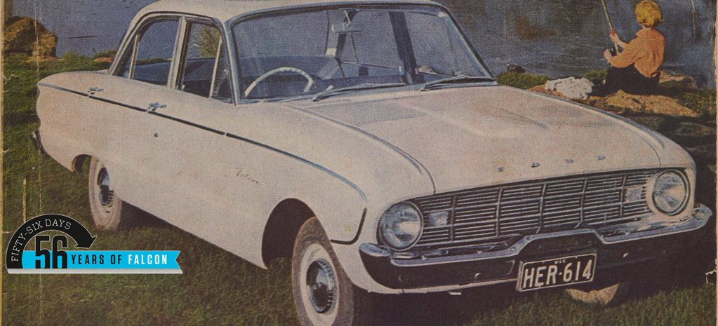 1960 Ford Falcon XK review