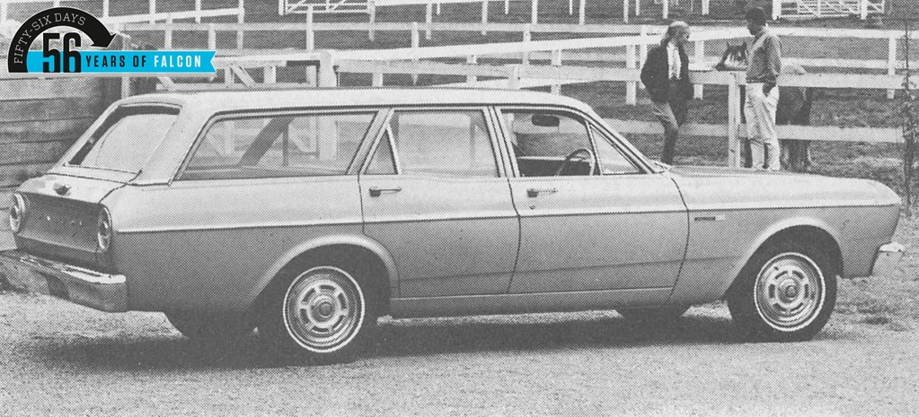1966 Ford Falcon XR: The great leap forward