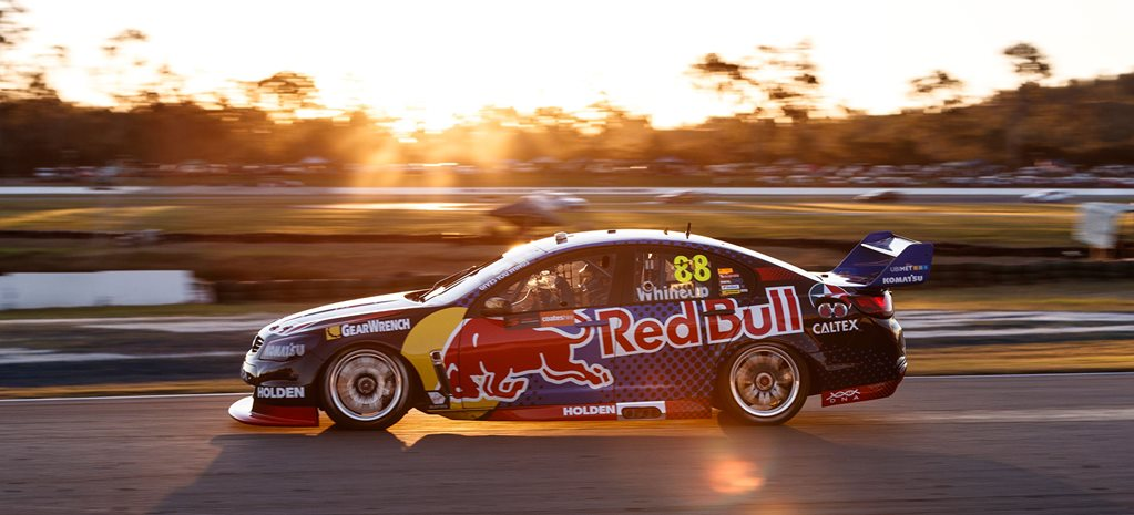 V8 Supercars team-mates push championship benchmark, Whincup to improve