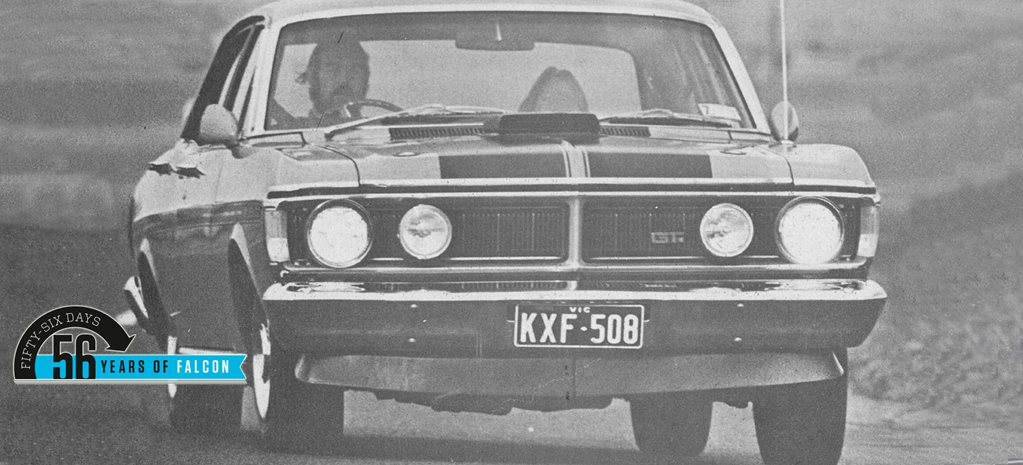 1971 Ford Falcon GT HO Phase 3 review