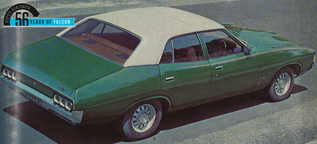 1972 Ford Falcon XA review