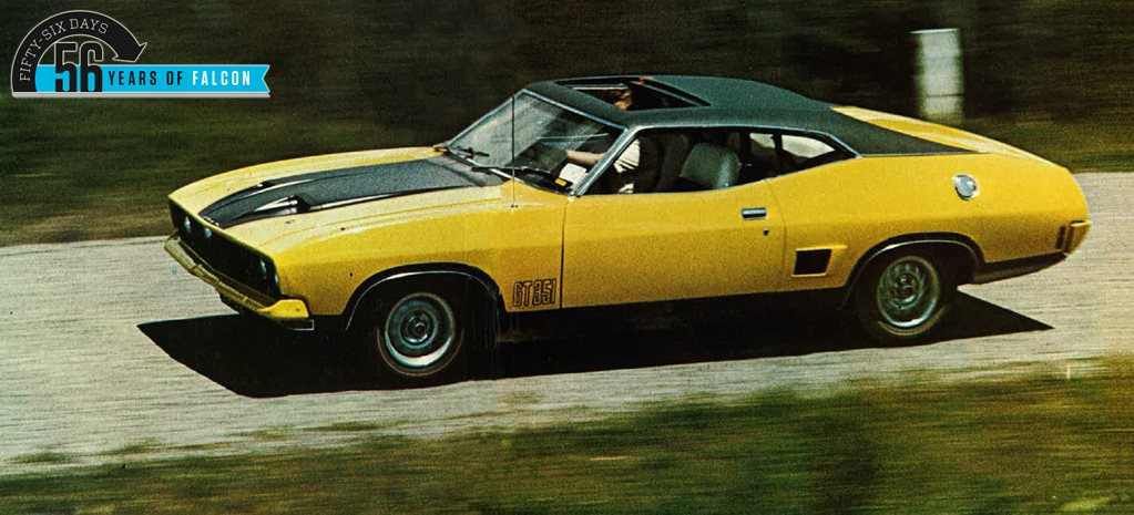 1974 XB Ford Falcon GT review