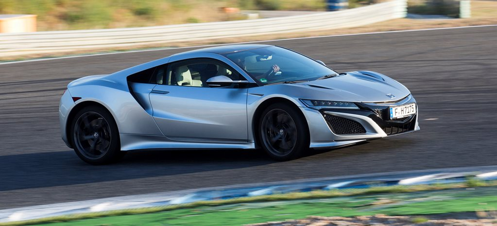 A baby NSX won't make Honda exciting again