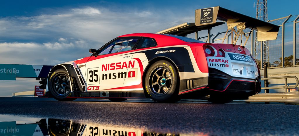 Nissan confirms factory Australian-GT entry