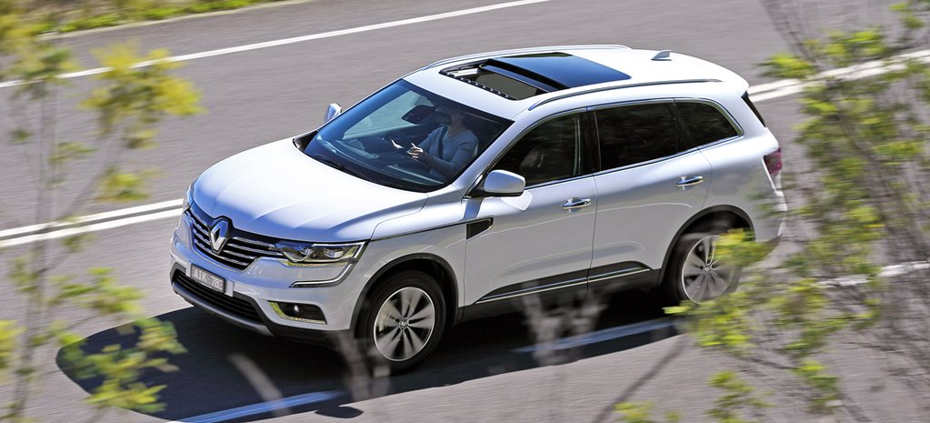 2016 renault koleos review