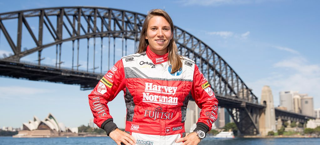 Simona De Silvestro joins Supercars full-time in 2017