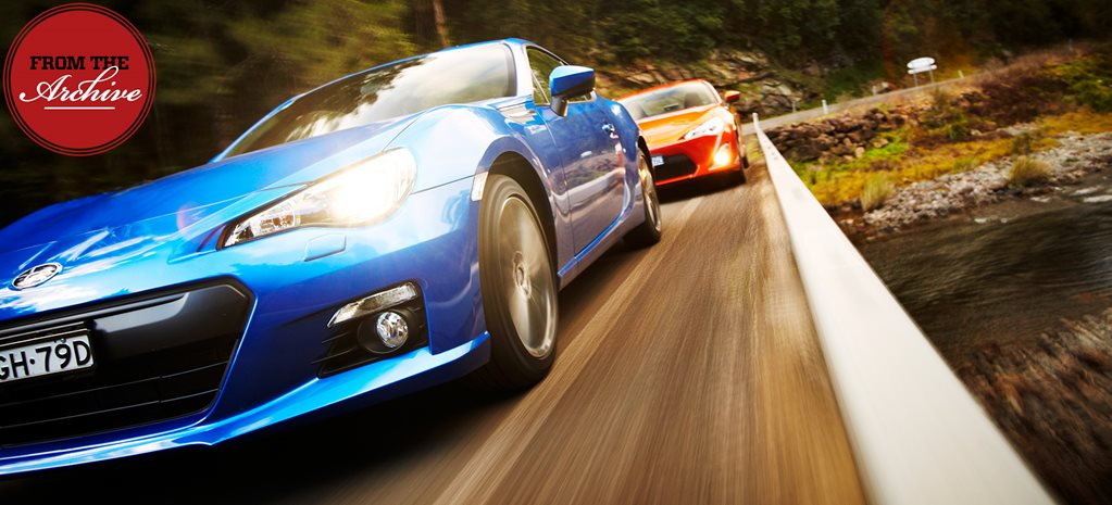 2012 Subaru BRZ vs Toyota 86 comparison review