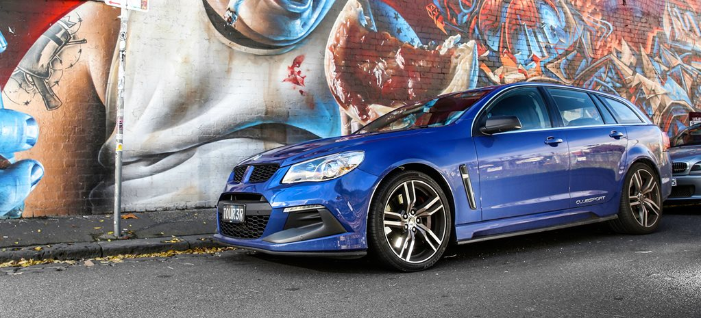 2016 HSV Clubsport R8 LSA long term car review, part 1