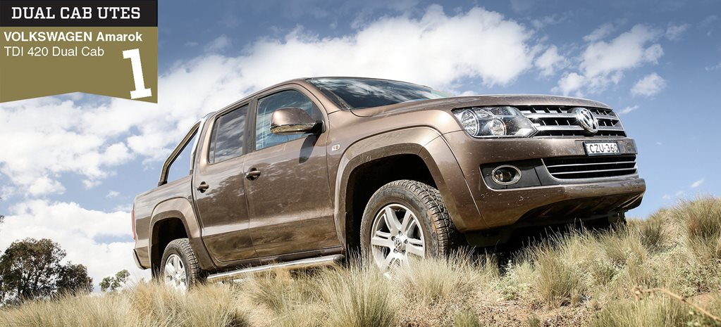 Dual-cab 4x4 ute comparison review: Volkswagen Amarok