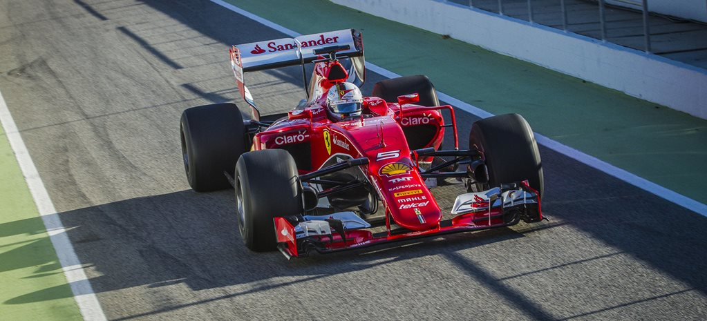 Formula One tyre tests turn on the pace